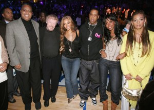 Celebs at NBA All-Star Game