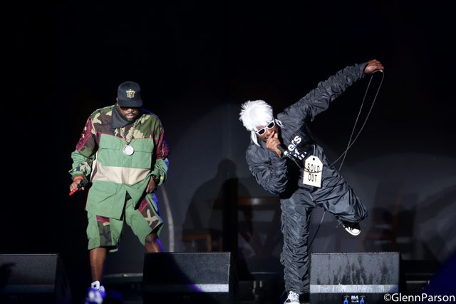 Outkast At FunkFest 2014