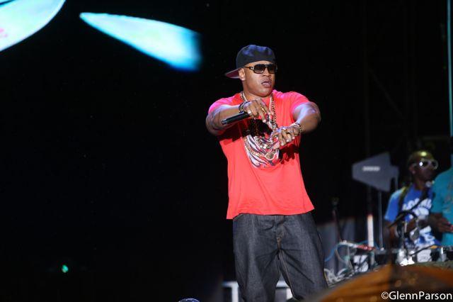 L.L. Cool J At FunkFest