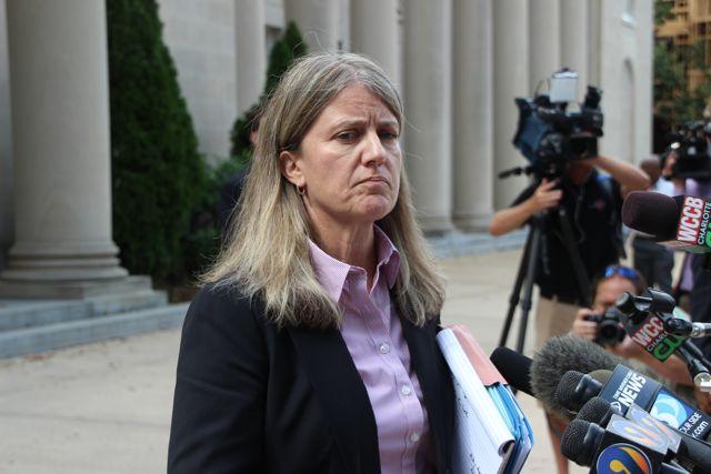 US Attorney Anne Tompkins