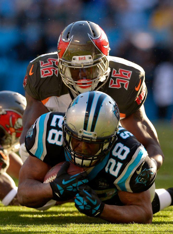 Tampa Bay Buccaneers v Carolina Panthers