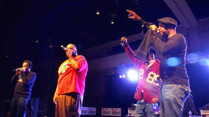 Chubb Rock at Legends of Hip-Hop Concert