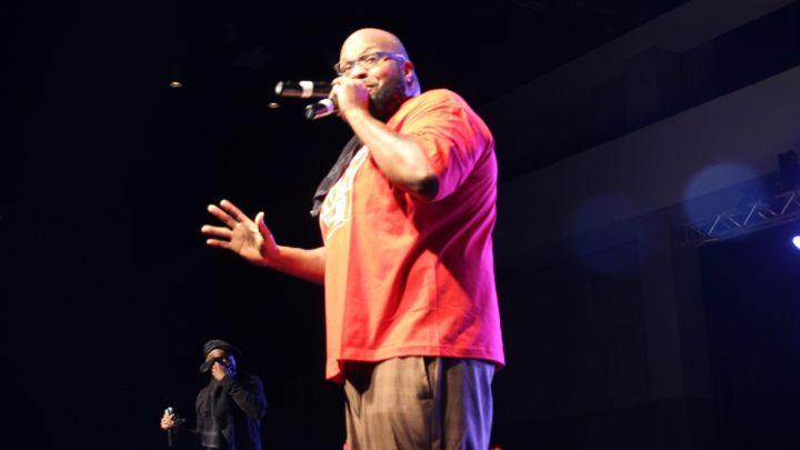 Chubb Rock EPMD at Eddie Owens at Legends of Hip-Hop Concert