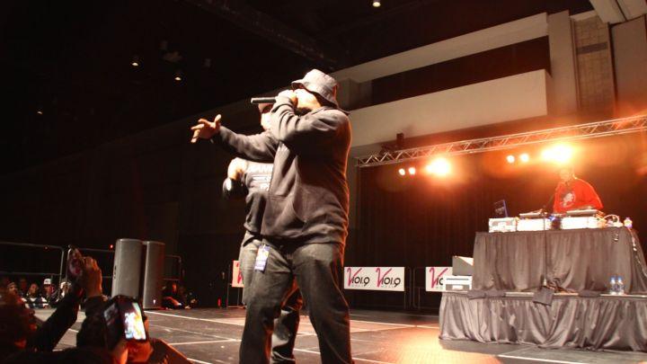 EPMD at Eddie Owens at Legends of Hip-Hop Concert