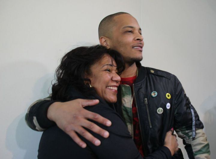 T.I. & Chewy's Mom