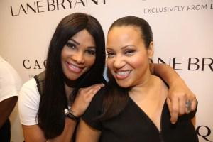 Lane Bryant 'I Am No Angel' Launch Event With Salt N Pepa