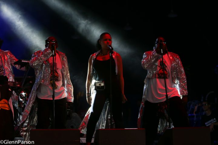 Kool & The Gang's Keepin' The Funk Alive Tour