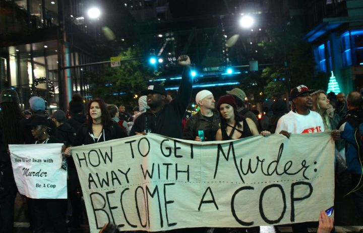 Charlotte Uprising Protest
