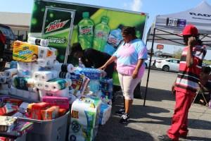 Radio One Raleigh Hurricane Matthew Relief Effort