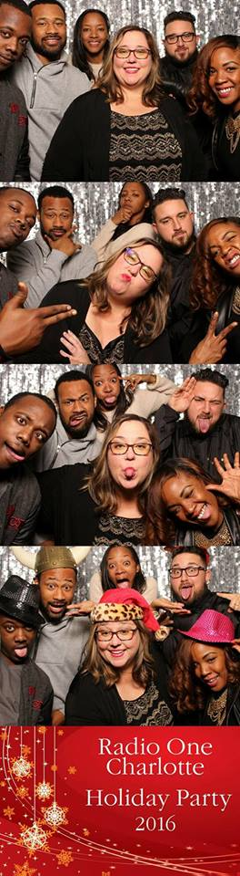 Radio One Charlotte Holiday Party