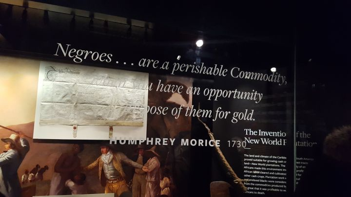 Smithsonian African-American History Museum