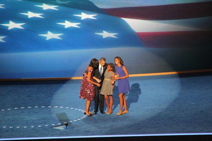 DNCC Convention Charlotte 2012