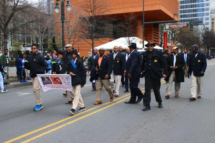 Martin Luther King, Jr. Parade 2017