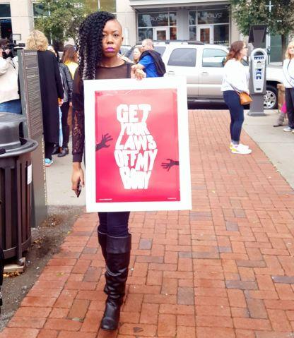 Women's March Charlotte