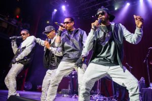 Jodeci Performs at the Fillmore Silver Spring