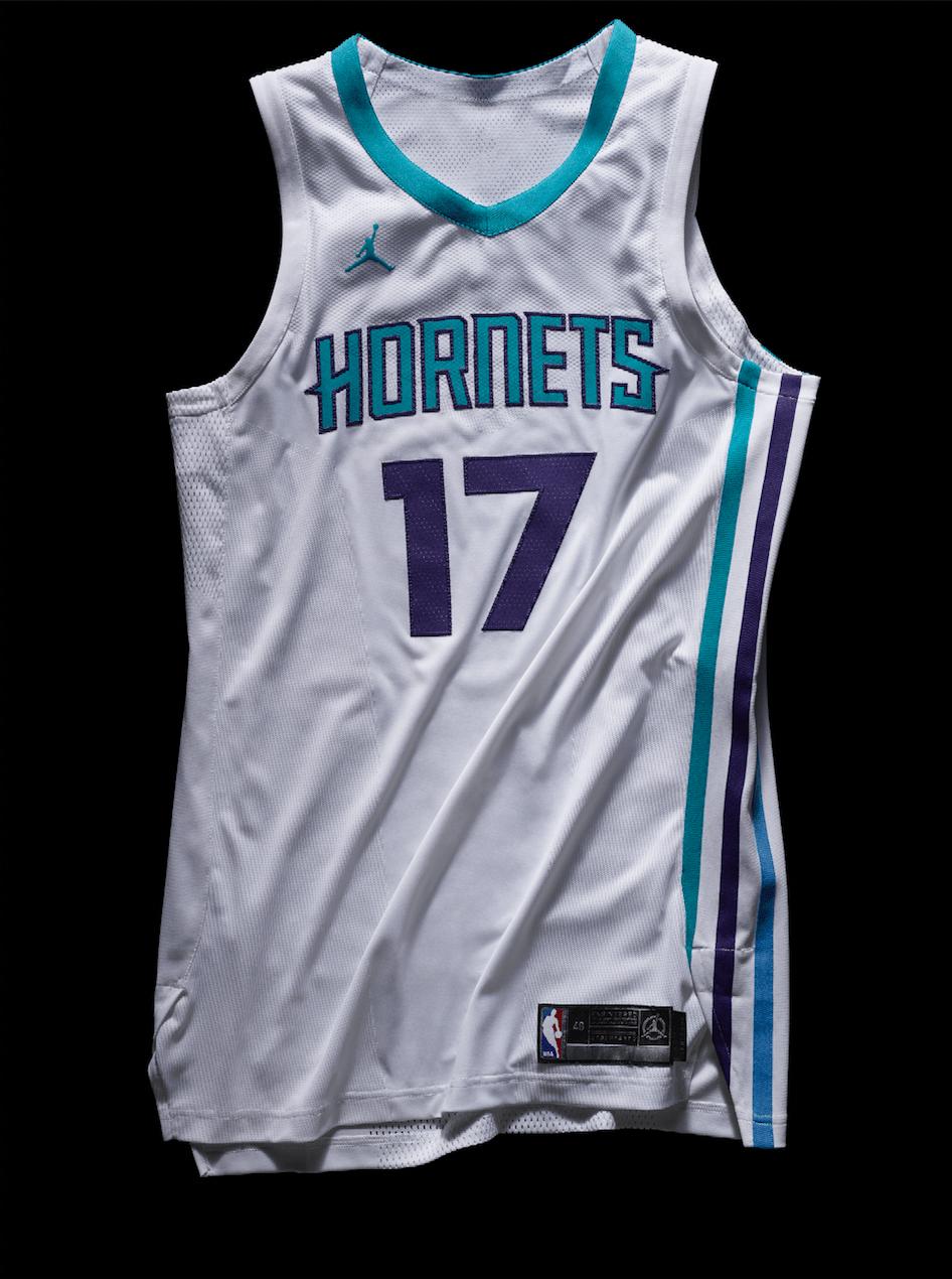 Nike 2017-2018 NBA Uniforms