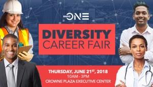 Diversity Career Fair Participating Employers
