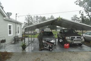 Hurricane Florence in North Carolina