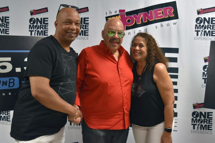 Tom Joyner Meet and Greet One More Time Experience Charlotte