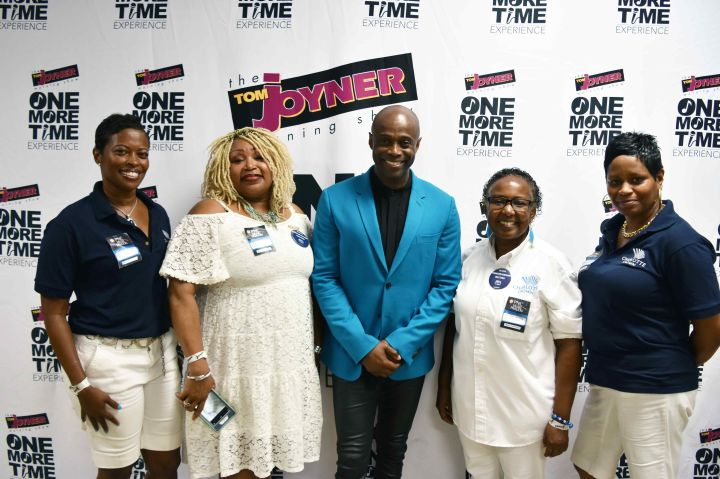 KEM Meet and Greet at the One More Time Experience Charlotte