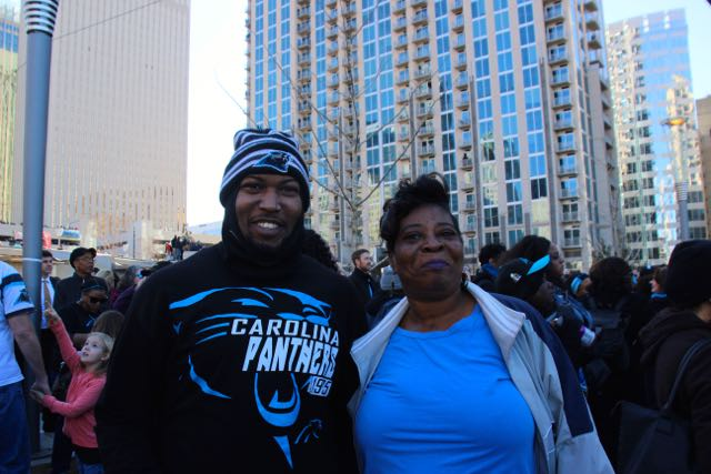 Panthers Pep Rally
