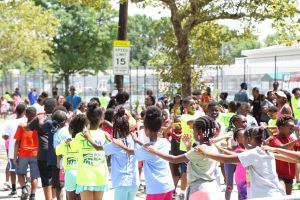 Kids At The July 2018 KYS Block Party