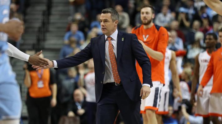 Tony Bennett | Virginia Cavaliers Basketball
