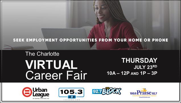 Charlotte Virtual Career Fair