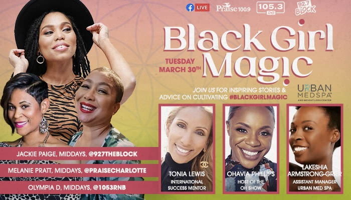 CULTIVATING BLACK GIRL MAGIC!