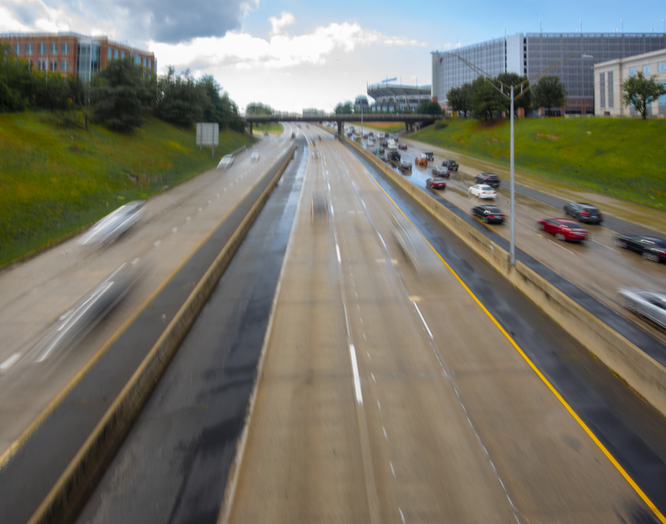 Charlotte Roadway