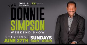 The Donnie Simpson Weekend Show