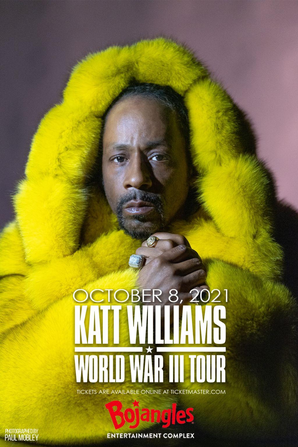 Katt Williams in Charlotte